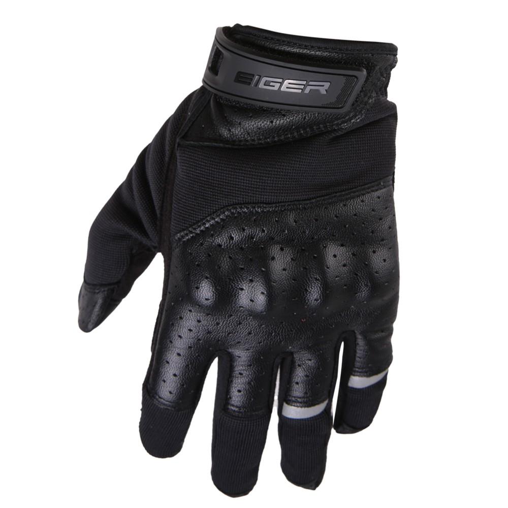 Eiger Riding Corvette 11 Gloves Black Shopee Indonesia Ride Classic Ol T Shirt Navy Kaos Pria S