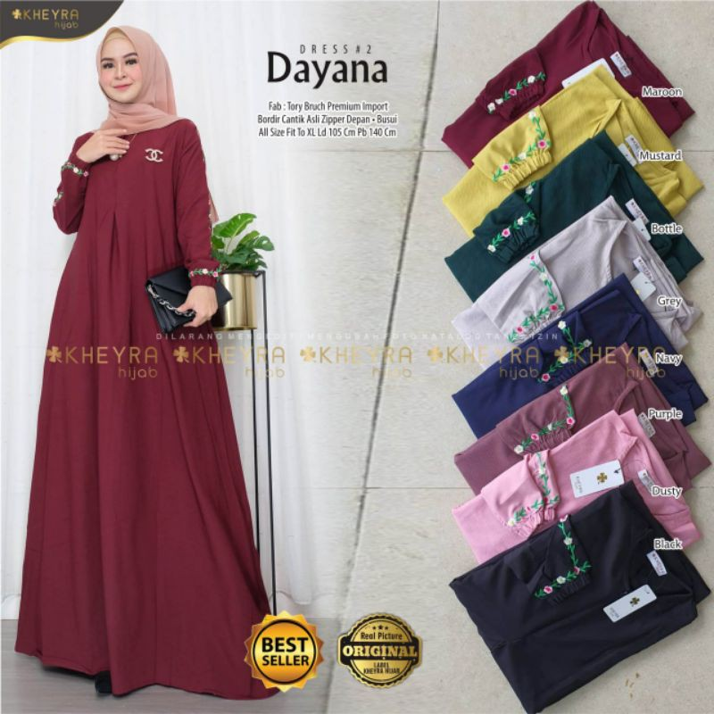 Dayana Dress #2 Original by Alila
