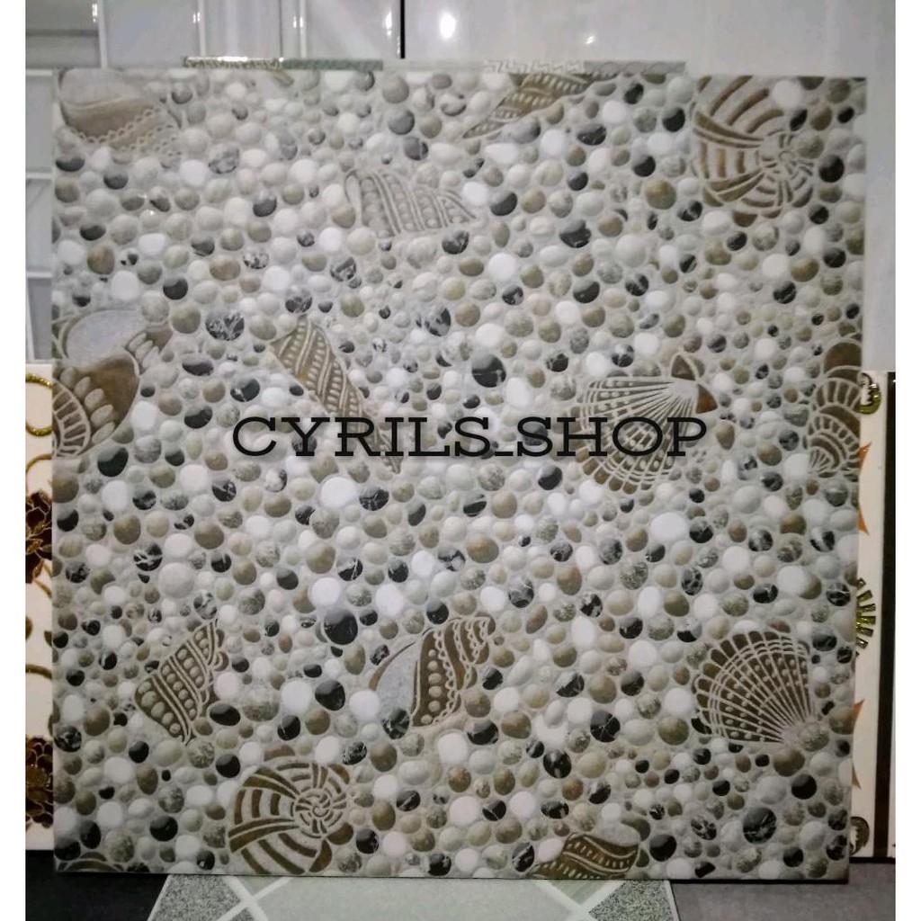 Promo Keramik Lantai Untuk Kamar Mandi Teras Atau Carport Ukuran 40x40 Shopee Indonesia