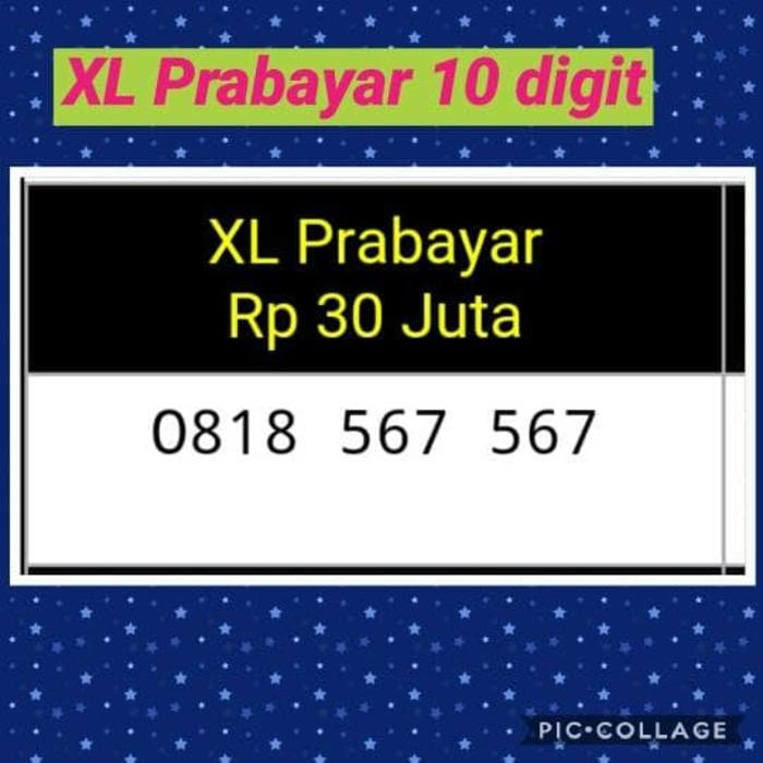 XL Axiata Nomor Cantik 0818 0808 4888. Source · nomor digit - Temukan Harga dan