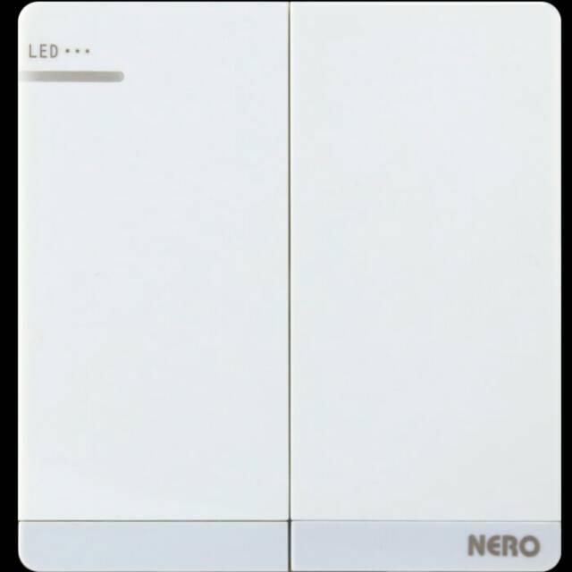 NERO SAKLAR STOP KONTAK DECORA GOLD Q716VG-G ...