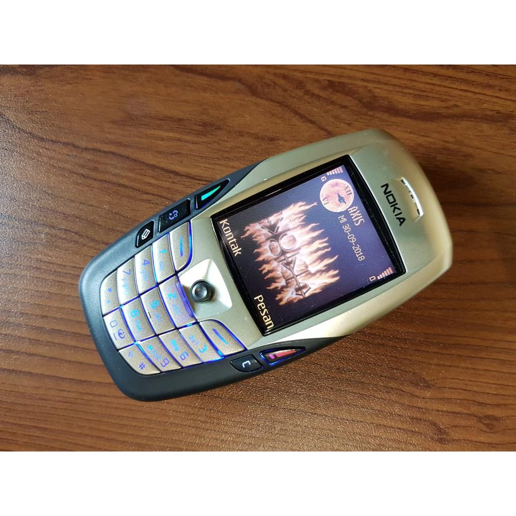 Price Checker HP Handphone Nokia 6600 Mulus Paling Laris