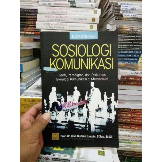 Sosiologi Komunikasi Shopee Indonesia