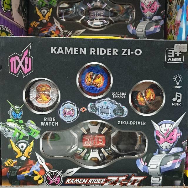 Mainan Sabuk Kamen Rider Zi O Ziku Driver Ride Watcha Dx Belt Kamen Rider Decade Dx Belt Decade Shopee Indonesia