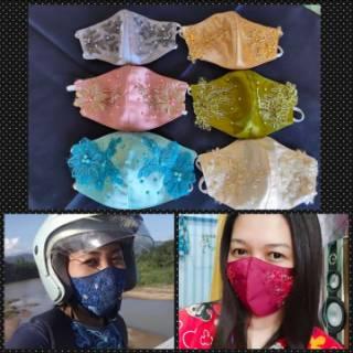 masker cantik 3ply/3lapis ,masker hias murah ,masker ...