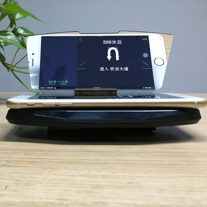HUD Mobile Navigation Display Holder / Tempat HP / GPS Mobil Universal | Shopee Indonesia