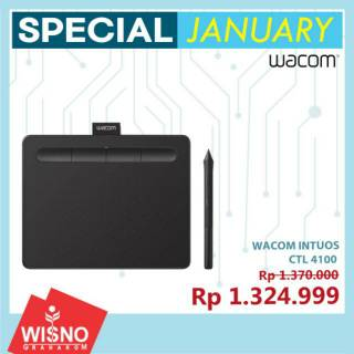 Wacom Intuos S CTL 4100 /KO-CX | Shopee Indonesia