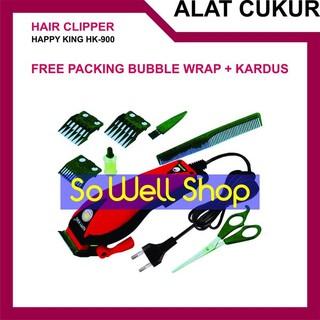 Alat Cukur Potong Pangkas Rambut Happy King Hair Clipper