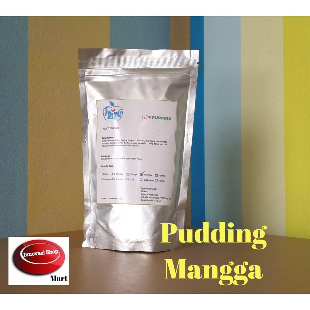 FRIZCO SILKY PUDDING Coklat podeng puding 500gr FRIZCO PUDDING Chocolate moiaa frisco puyo sutra | Shopee Indonesia