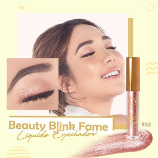 Madame Gie Beauty Blink Fame eyeshadow cair liquid eyeshadow glitter madame gie thumbnail