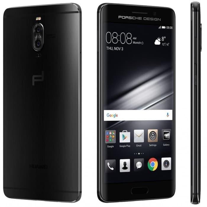 Handphone Second Huawei Mate 9 Porsche Design 256 Gb Hitam Hp Bekas Shopee Indonesia
