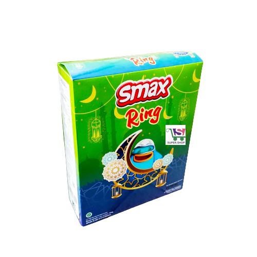 SMAX Ring Cheese Keju Box Lebaran 100 Gram