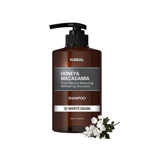 Kundal Nature Shampoo White Musk 500 ml-1