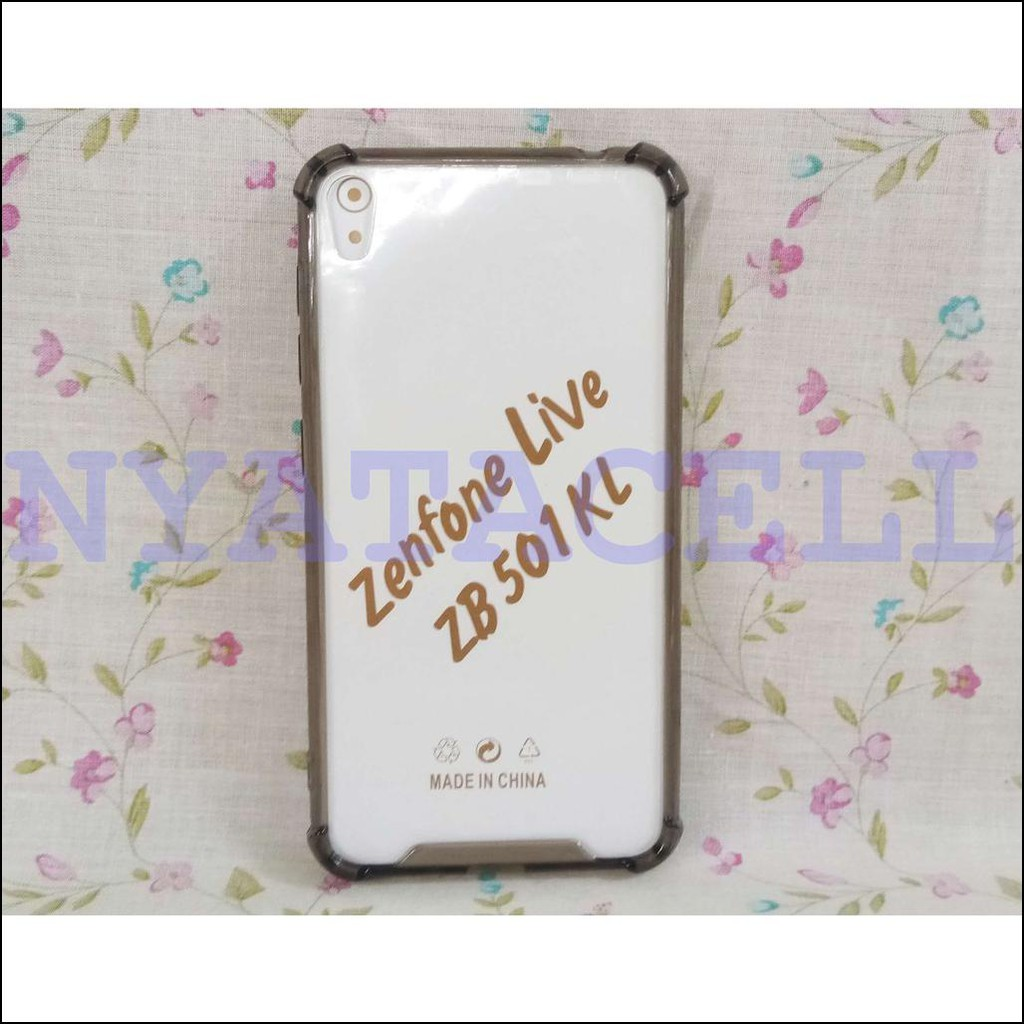 Shock Anti Crack Fuze For Asus Zenfone Go Live Zb501kl Clear. Source .