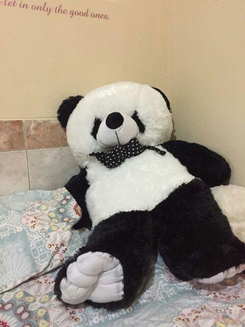 Aneka Boneka Jumbo 1meter Teddy Bear Mini Mouse Hello Kitty Doraemon ... 9affa03ac9
