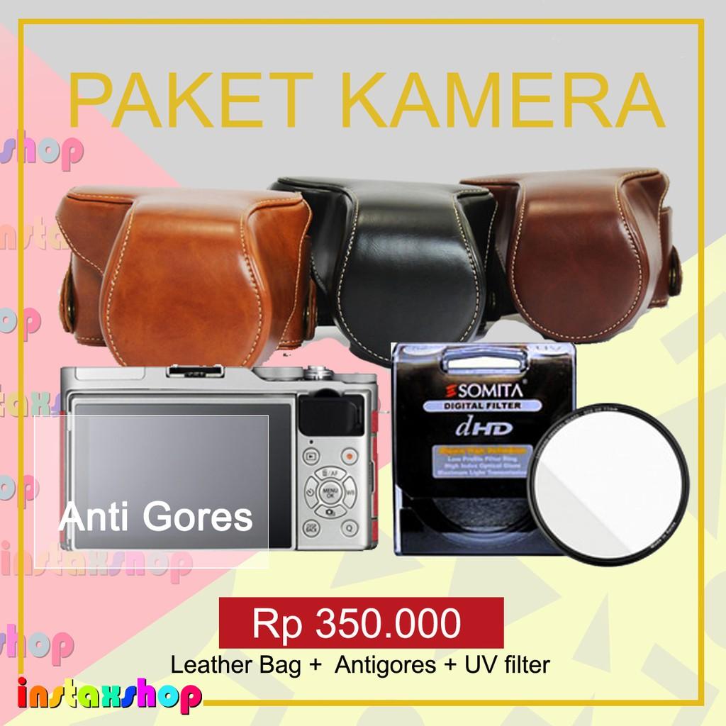 Fujifilm Xt20 Silver 16 50mm X T20 Xt 20 Shopee Indonesia 1855 Mm Hitam