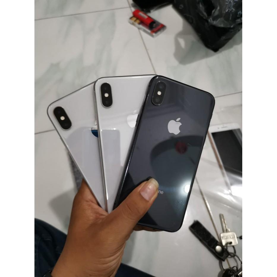 [Second/Bekas] iPhone X 64Gb Handphone/HP