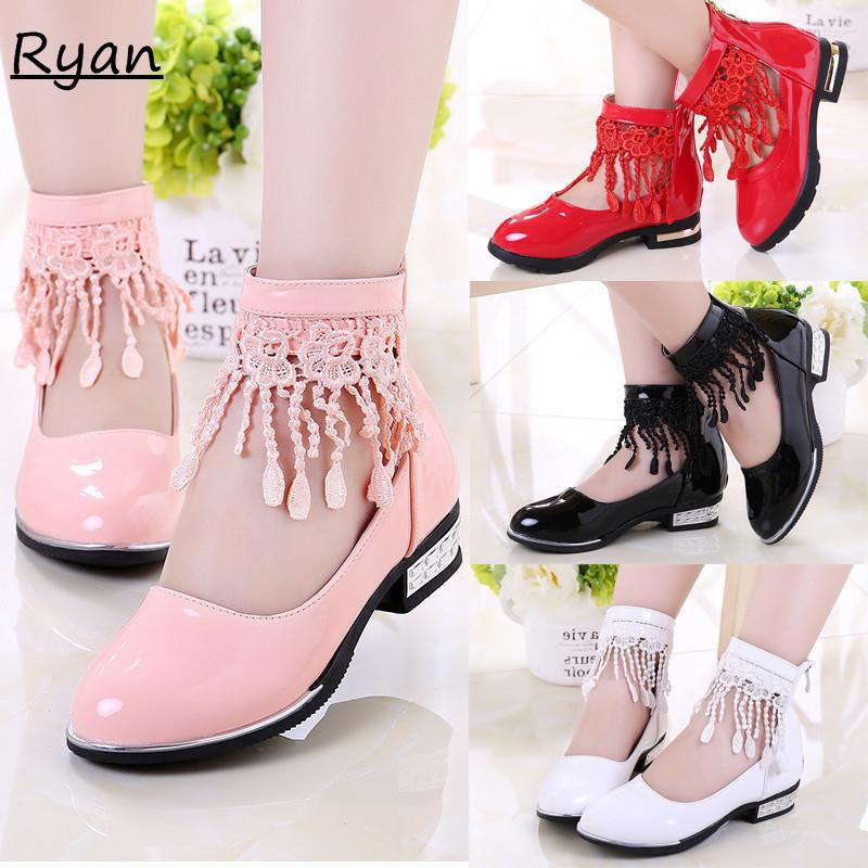 Sepatu Gadis Musim Semi Dan Musim Gugur Sepatu Putri Sepatu Pasang