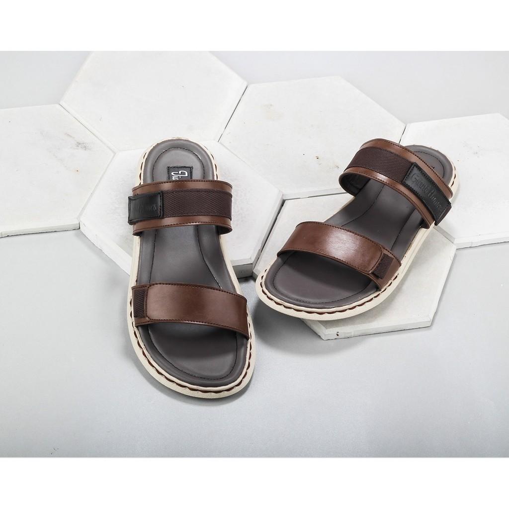 Ufootwears Giant Flames Jayantaka Brown Sandal Kasual Pria Headway Infinite Black Tan Sepatu Casual Shopee Indonesia