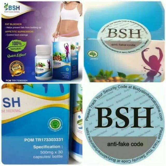 harga corp slim herbal bsh