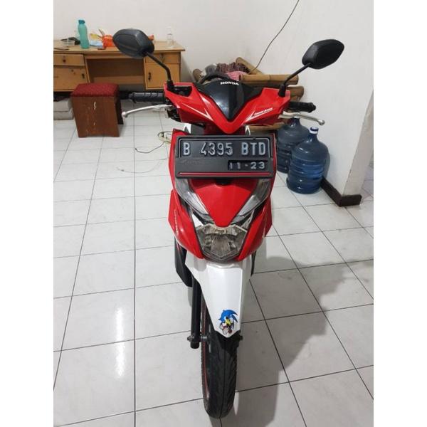[Motor Bekas] Honda Beat CW FI CBS SS 2018 : JAKARTA BARAT
