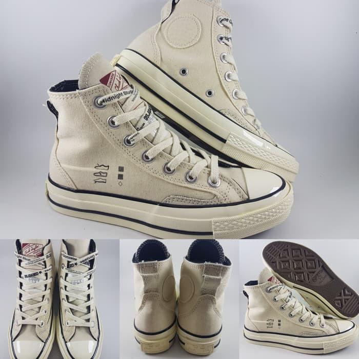patrocinador alineación Bronceado  Sepatu Converse ChuckTaylor 70s High X Midnight Studios Shane Gonzales |  Shopee Indonesia