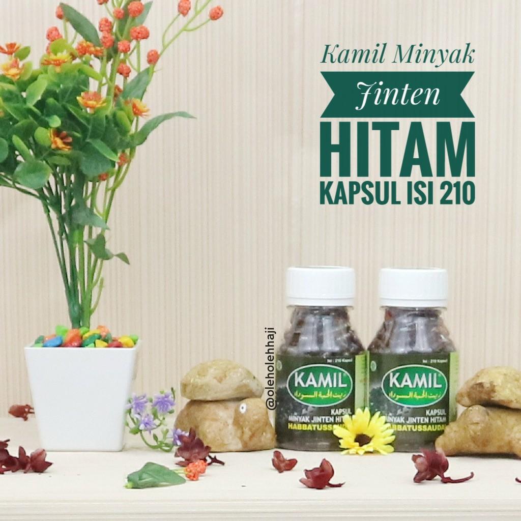 Kamil Habbatussauda Jinten Hitam Bubuk Obat Herbal Kapsul Isi 210 3 In 1 200 Shopee Indonesia
