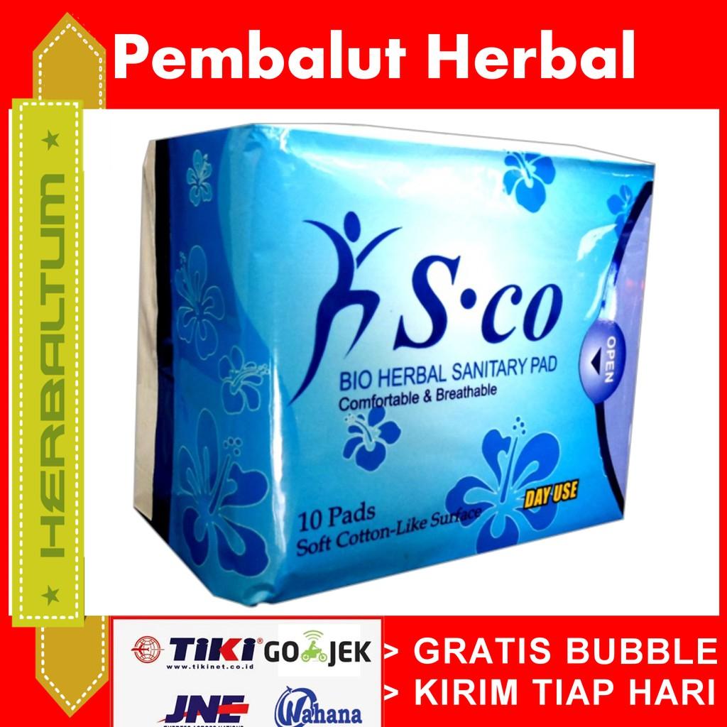 Alternatif Avail Fc Day Use Pembalut Sco Biru Herbal Shopee Indonesia