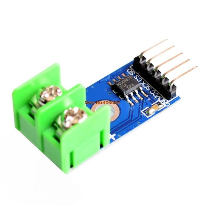 1024/°C MAX6675 Thermocouple Sensor Module Board K-Type