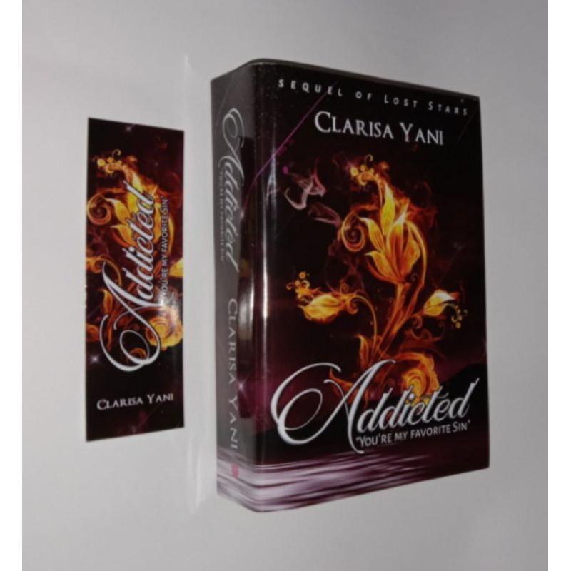 Novel Addicted by Clarisayani