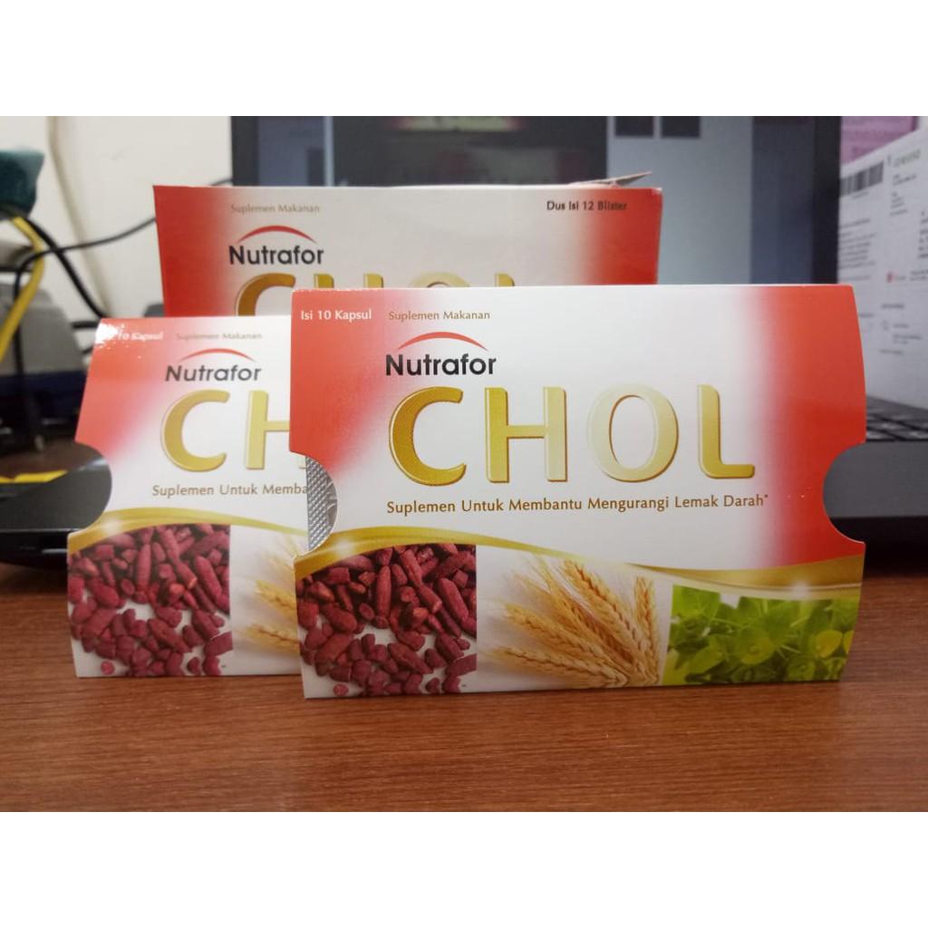Welmove Suplemen Makanan Isi 5 Kaplet Per Strip Dari Ultrasakti Nutrafor Chol Shopee Indonesia