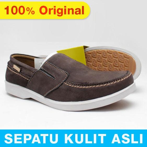 Sepatu Pantofel Kulit Asli - Kualitas Bagus - AURORA Mall 01 | Shopee Indonesia