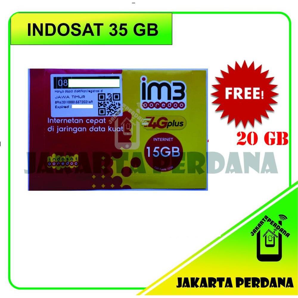 Dapatkan Harga Kartu Im3 Diskon Shopee Indonesia Perdana Indosat 42gb