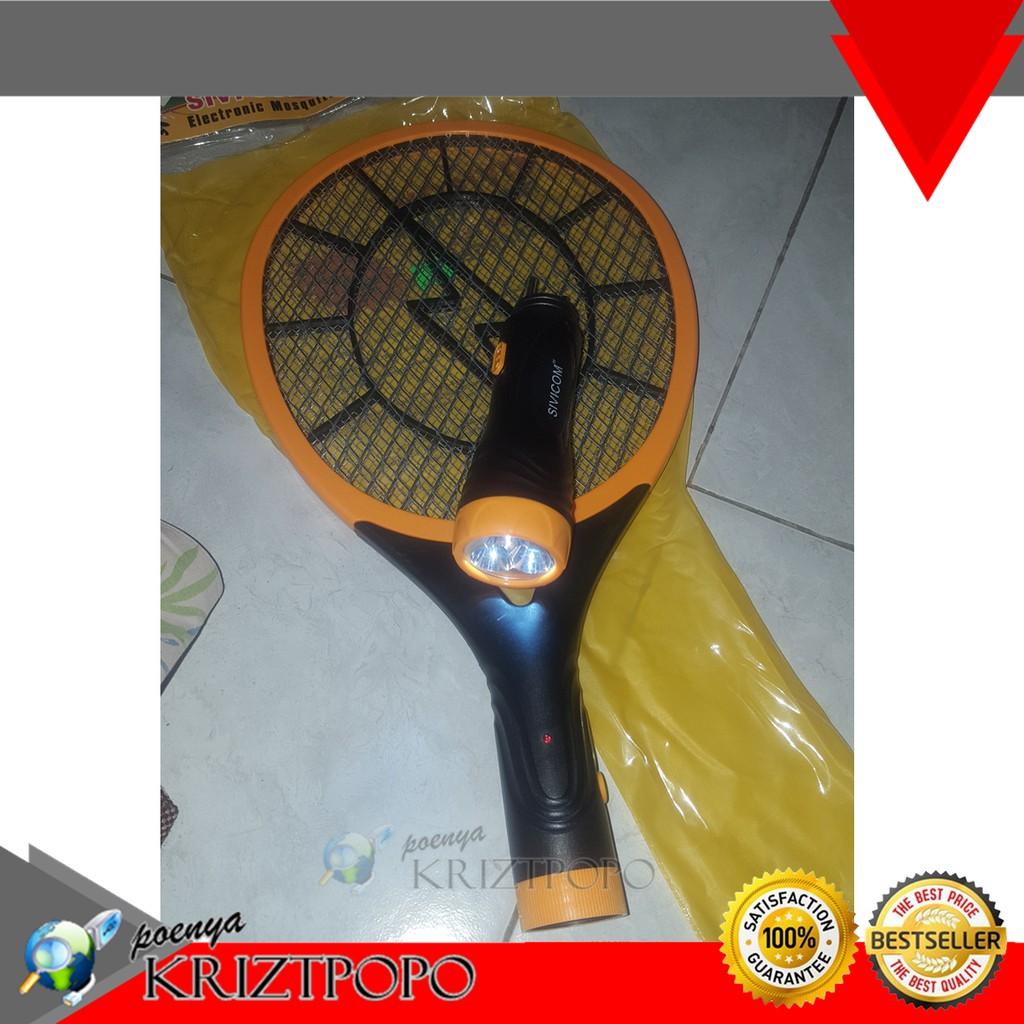 Fox Raket Nyamuk Shopee Indonesia Stark 2in1