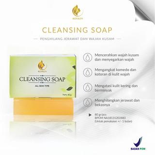 Cleansing Soap Untuk Wajah Jerawat Menghilangkan Flek ...