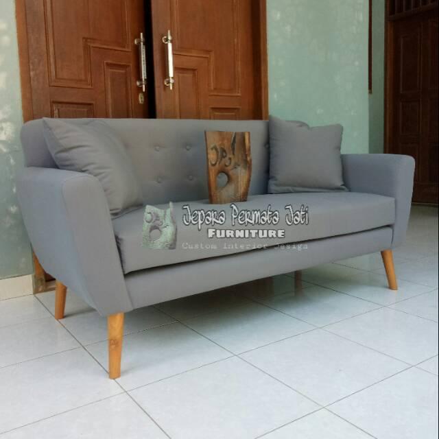 Retro Furniture Jepara Sofa Malas