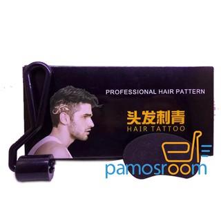 HOT Professional Hair Pattern Hair Tattoo (Tatto Rambut sejenis skin) thumbnail