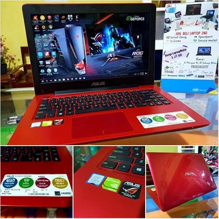 laptop Seken Second Murah Bergaransi PABRIK WOWW - Asus A456U Dual ...