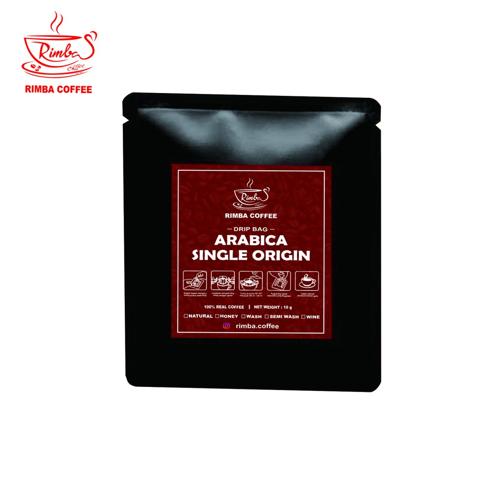 Kopi Arabica Drip Bag Premium Shopee Indonesia