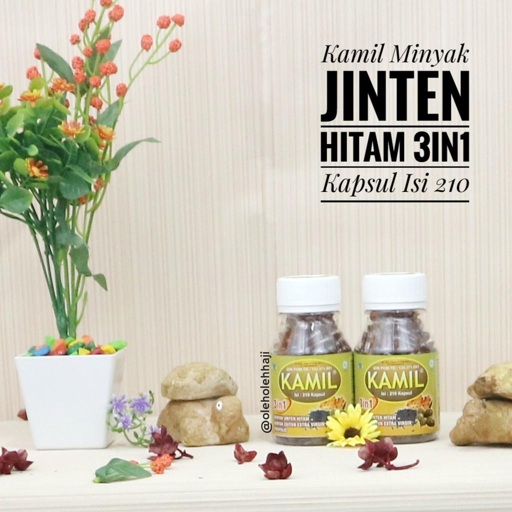 Kamil Habbatussauda Jintan Jinten Hitam Bubuk Obat Herbal Kapsul Isi Cap Kurma Ajwa 210kpsl 210 Shopee Indonesia