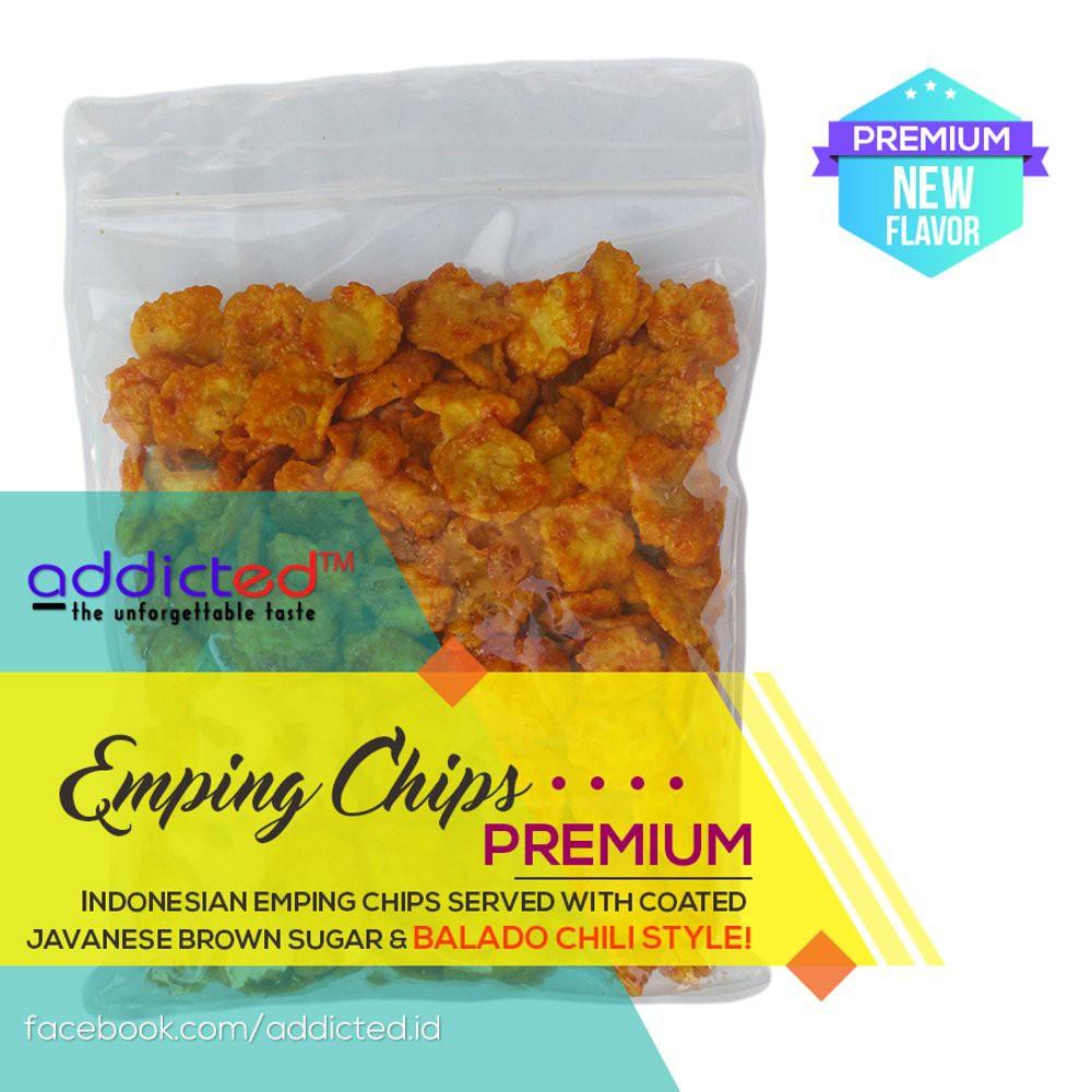 Emping Melinjo Aceh Premium Daftar Harga Terlengkap Indonesia Terkini Produk Ukm Bumn Cemilan Jagung Isi 3 Pedas Keju Cheese Kancing Kecil Belinjo 500 Gram Shopee
