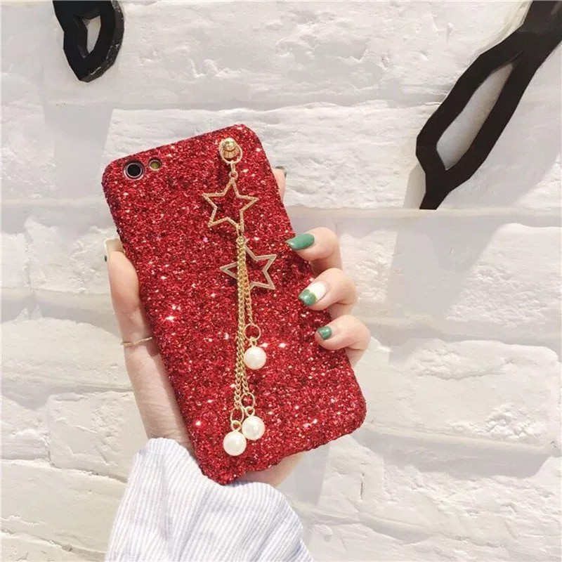 Casing Soft Case oppo F5 Motif Glitter Bintang Mutiara | Shopee Indonesia