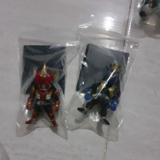 Bandai Kamen Masked Rider Build Remix Riders 1 Gashapon Figure set 5 pcs