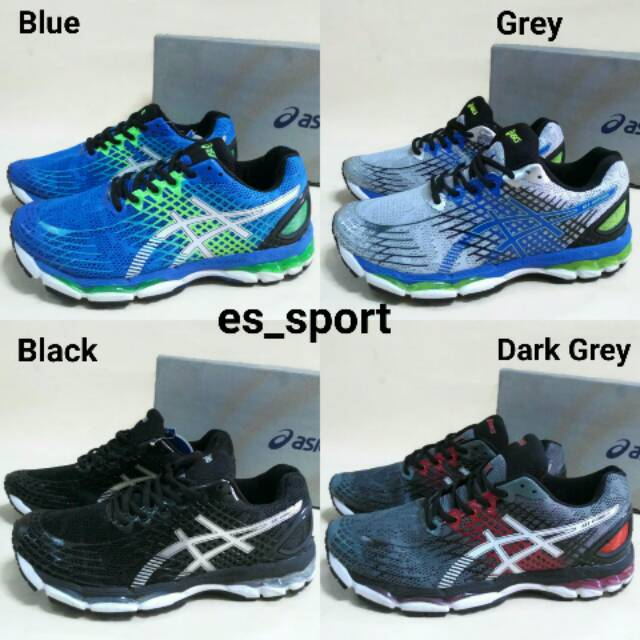Sepatu Voli Asics Gel Exalt 5 Original Indonesia Cowok Pria Volley Volly  Cowok Badminton Bulutangkis  09f3cc5598
