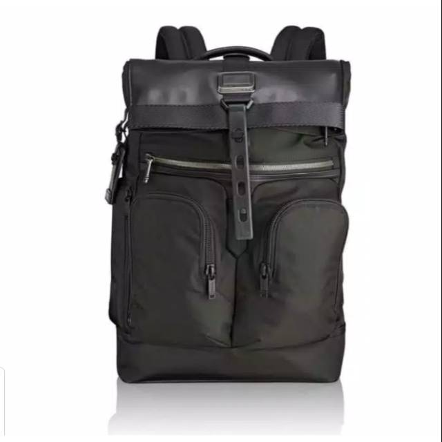 BEST SELLER ! Tumi Backpack London Roll Top