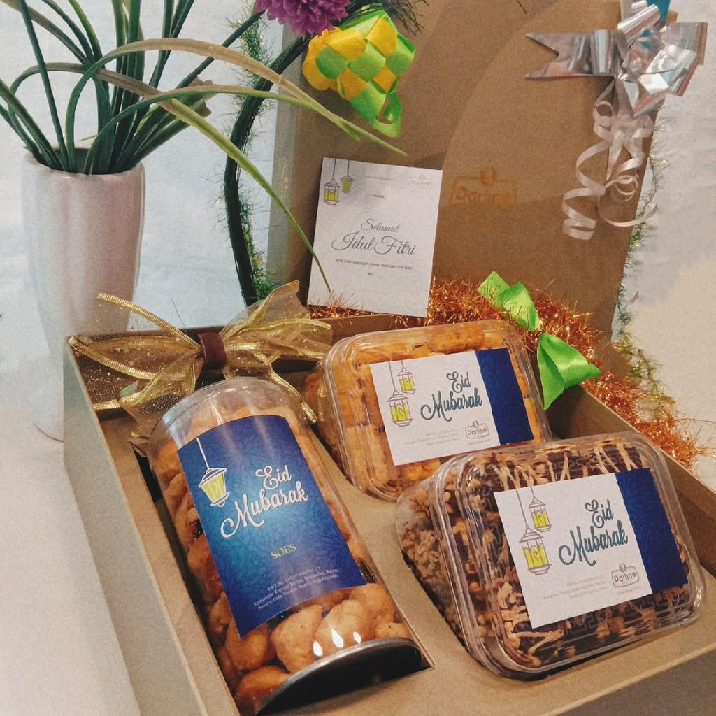 Eid Mubarak Hampers 2020 Hampers Lebaran Box Lebaran Shopee Indonesia