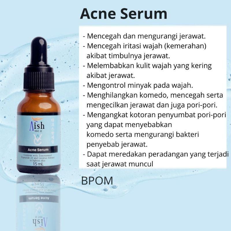 AISH Serum Acne