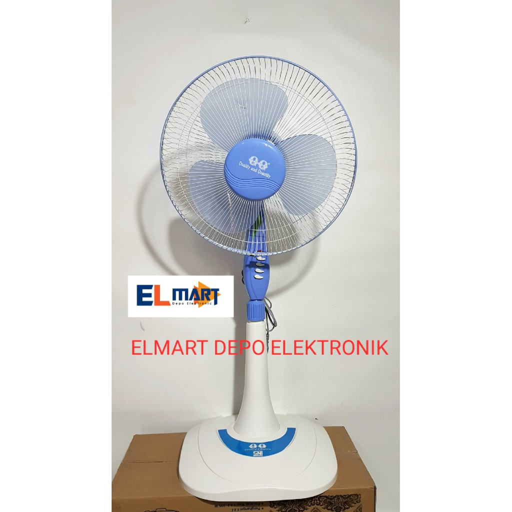 Maspion Stand Fan 16inch Ex 174s Kipas Angin Berdiri Cosmos 2 In 1 16 Inch Sbi Shopee Indonesia