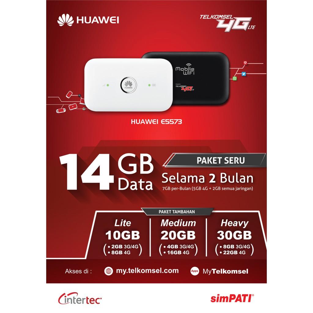 Mifi Router Modem Wifi 4g Huawei E5573 Unlock Gsm Telkomsel Xl Bolt Bisa Semua Kartu Dan Smartfren Indosat Three Axis Hi Shopee Indonesia