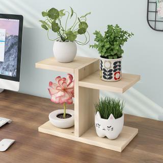Rak Bunga Display Pot Bunga Model 4 Tingkat Vertikal Untuk Taman Kantor Shopee Indonesia